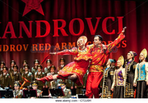 alexandrov-ensemble-the-russian-red-army-choir-performs-concert-in-ct2j0h